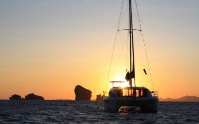 E/M/S Boat-Check auf der Insel Korsika/Frankreich