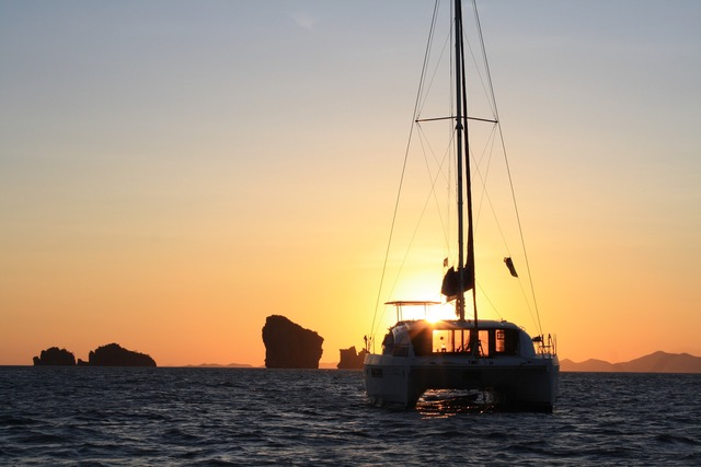 E/M/S Boat-Check auf Korsika
