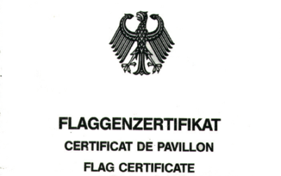 Flaggenzertifikat
